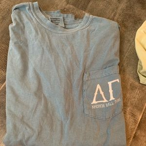 Delta Gamma sorority T-shirt